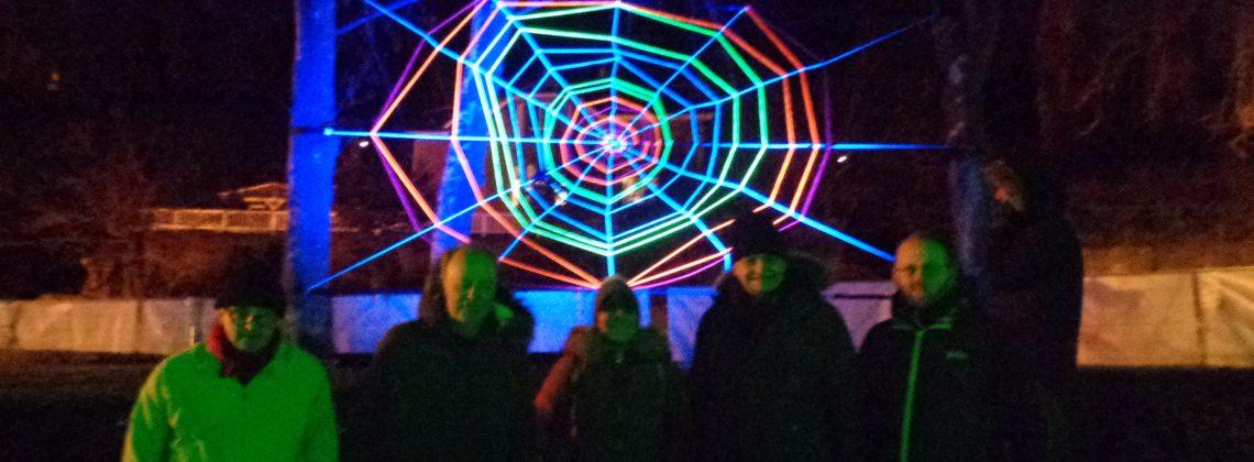 Norrie Millar Light Show